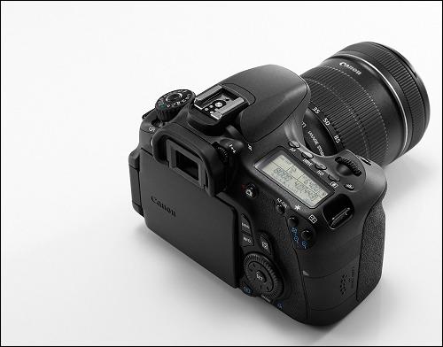 Mein Foto-Apparate, die CANON EOS-60D