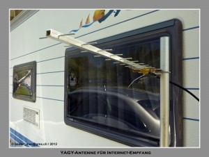 Solaris: YAGY Internet Antenne