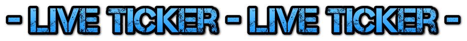 Titel für Live Ticker und Newsletter