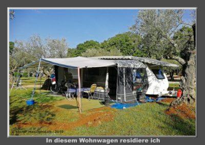 Istrien, Solaris, Camping, Wohnwagen, Hobby