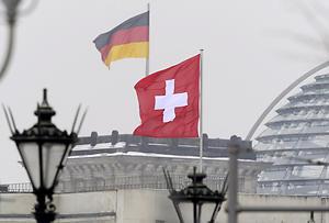 Steuerstreit Deutschland - Schweiz