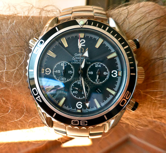 Omega SeaMaster Uhr