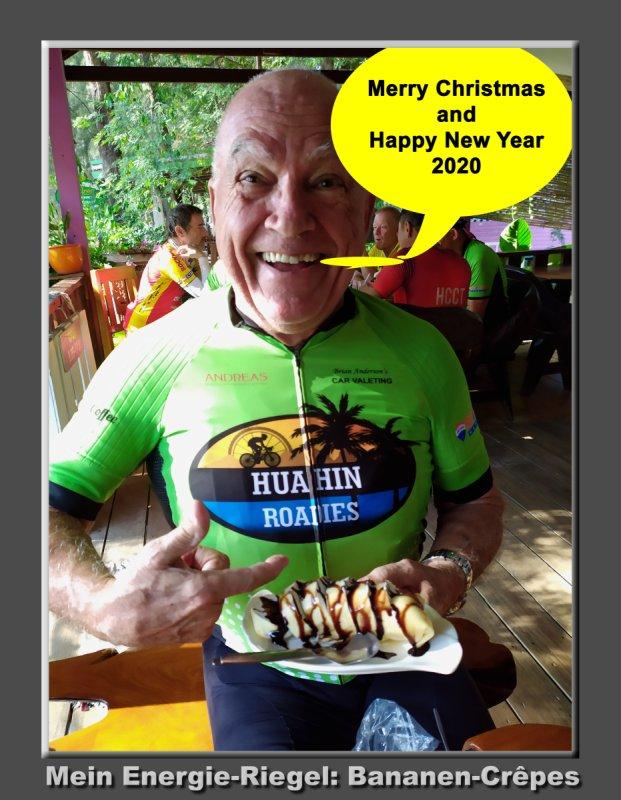 Max Hua Hin Riadies Velo Club mit Dessert Dolphin Bay